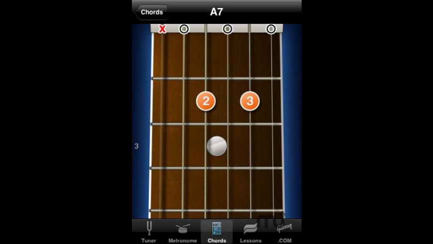 Gibson Learn & Master Guitar Application for Mac - review, screenshots