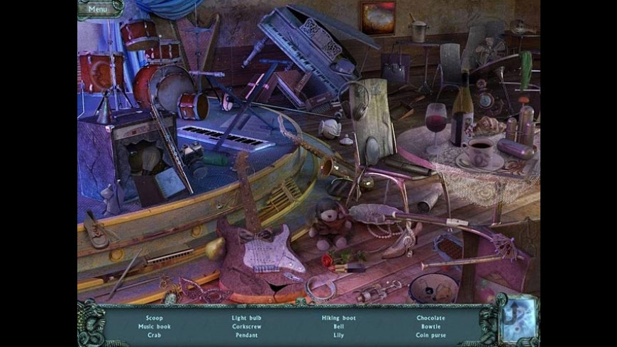 Twisted Lands: Shadow Town Collector\'s Edition for Mac - review, screenshots