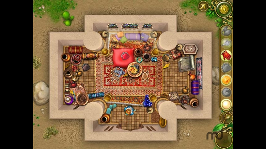 Cindy\'s Travels: Flooded Kingdom for Mac - review, screenshots