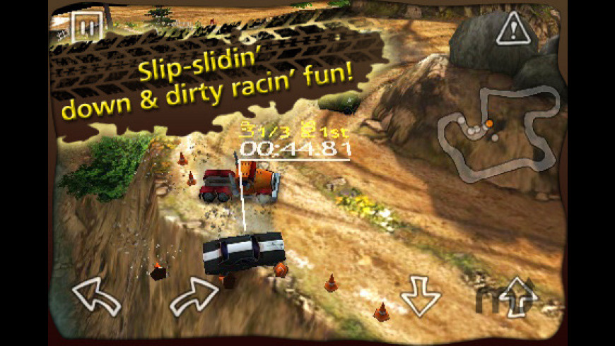 Reckless Racing for Mac - review, screenshots