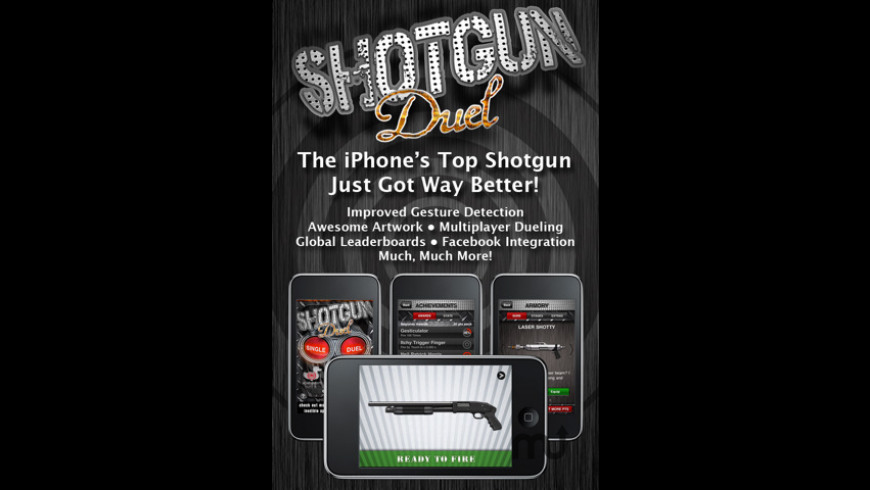 Shotgun Duel for Mac - review, screenshots