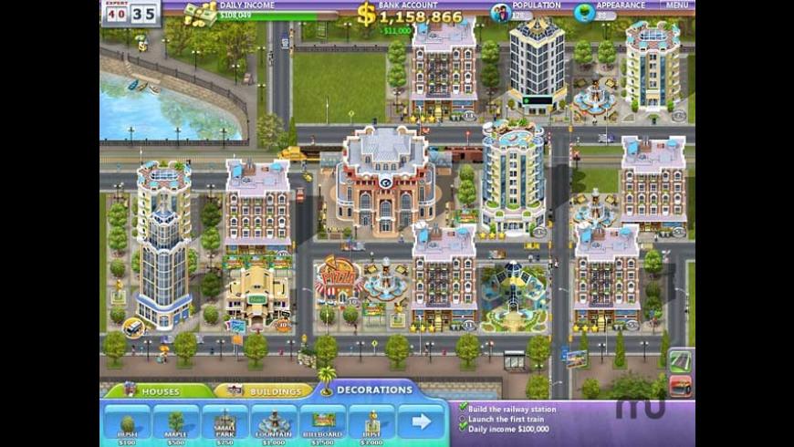 Be Richer for Mac - review, screenshots