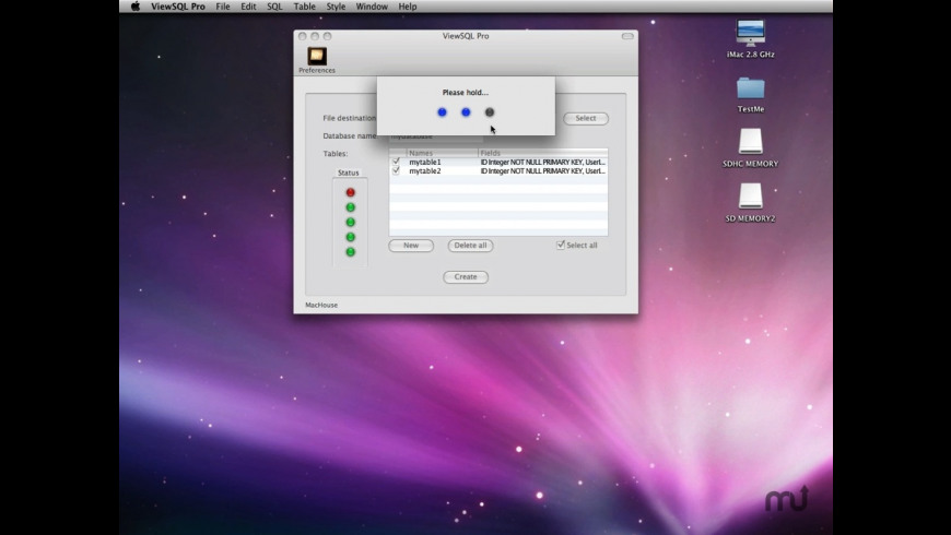 ViewSQL Pro for Mac - review, screenshots