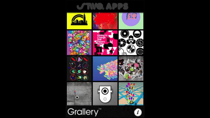 Grallery for Mac - review, screenshots