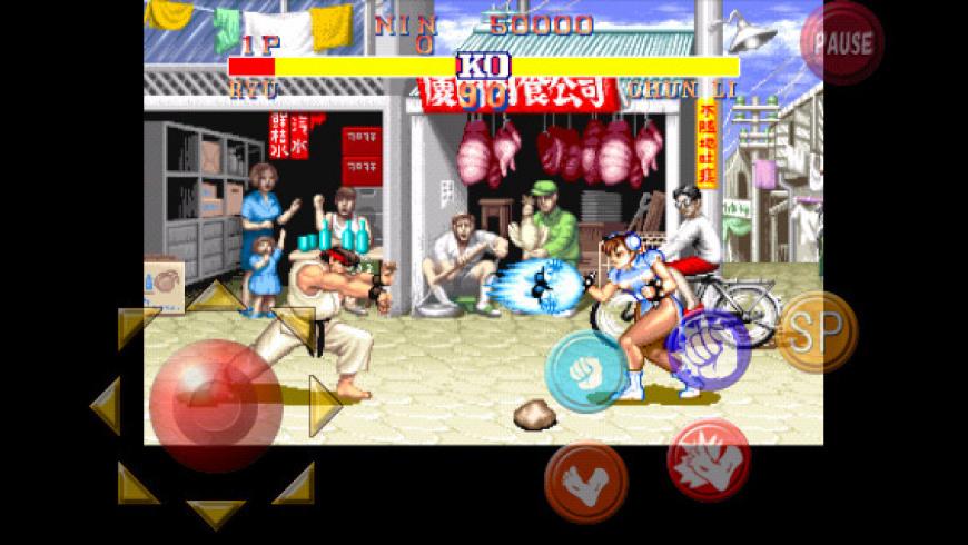 CAPCOM ARCADE for Mac - review, screenshots