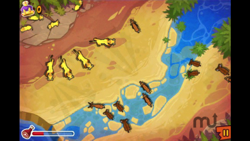 Lion Pride for Mac - review, screenshots