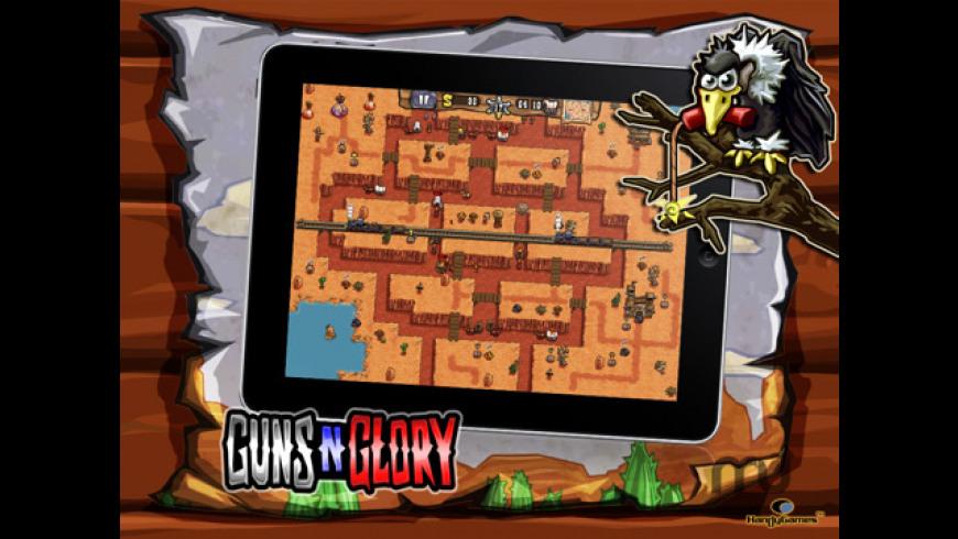 Guns'n'Glory for Mac - review, screenshots