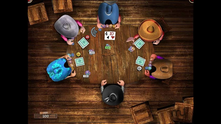 Governor of Poker for Mac - review, screenshots