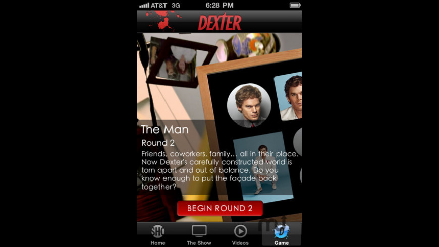 Dexter for Mac - review, screenshots
