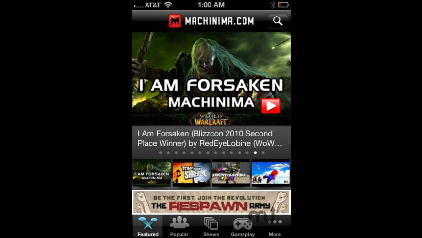 Machinima com 2 1 2 Free Download for Mac | MacUpdate