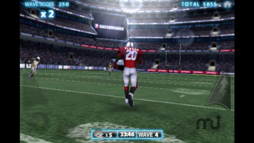 Backbreaker Football for Mac - review, screenshots