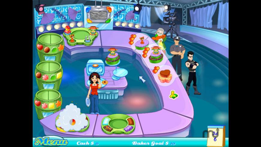 Cake Mania 2 for Mac - review, screenshots