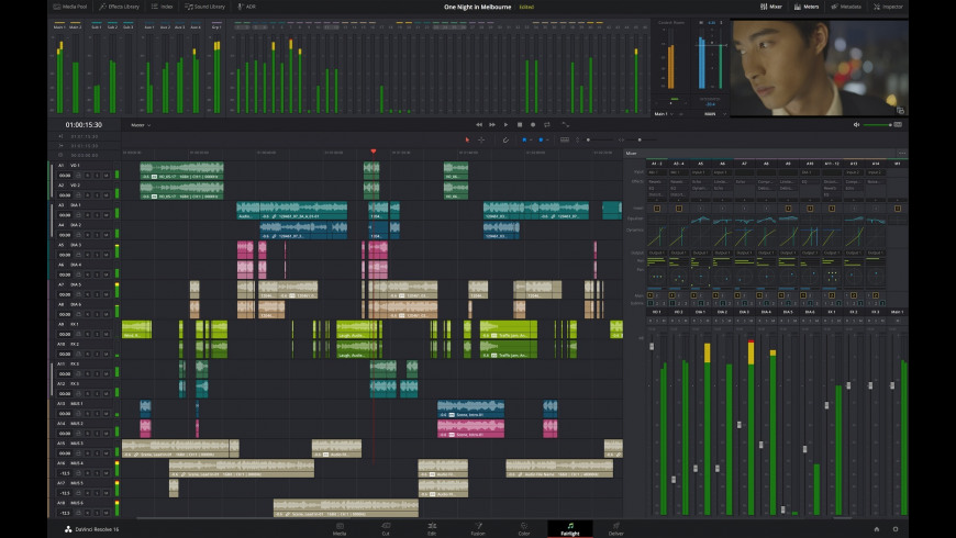 DaVinci Resolve Studio 16 0 Free Download for Mac | MacUpdate