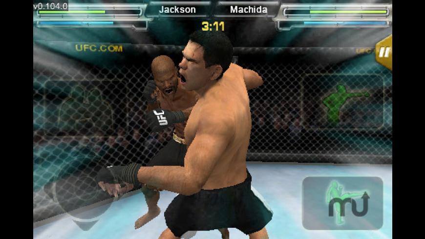 UFC Undisputed 2010 for Mac - review, screenshots