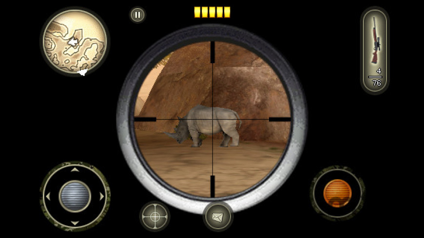 Cabela's Dangerous Hunts 2011 for Mac - review, screenshots