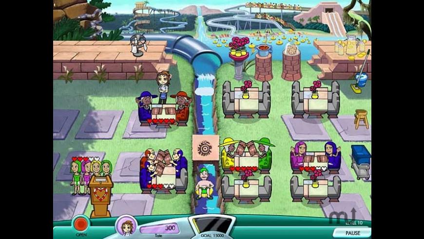 Diner Dash: Seasonal Snack Pack for Mac - review, screenshots