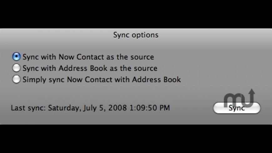 AbSync for Mac - review, screenshots