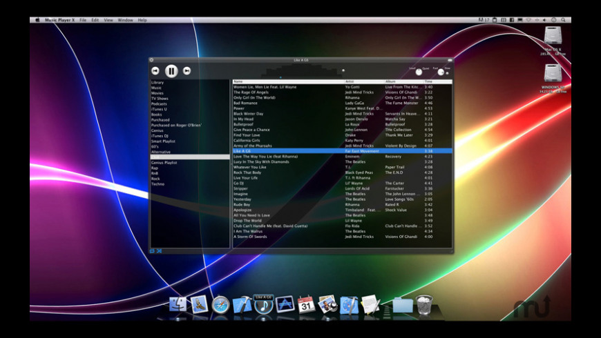 Music Player X 1 01 Free Download for Mac | MacUpdate