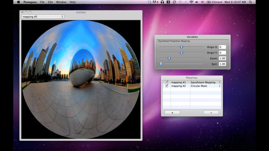 Panogaea for Mac - review, screenshots