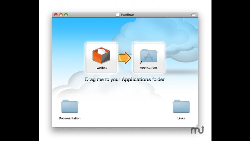 Twirlbox for Mac - review, screenshots
