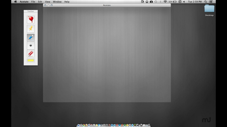 Acetate for Mac - review, screenshots