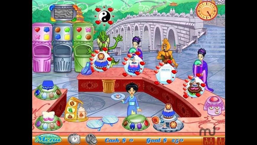 Cake Mania 3 for Mac - review, screenshots