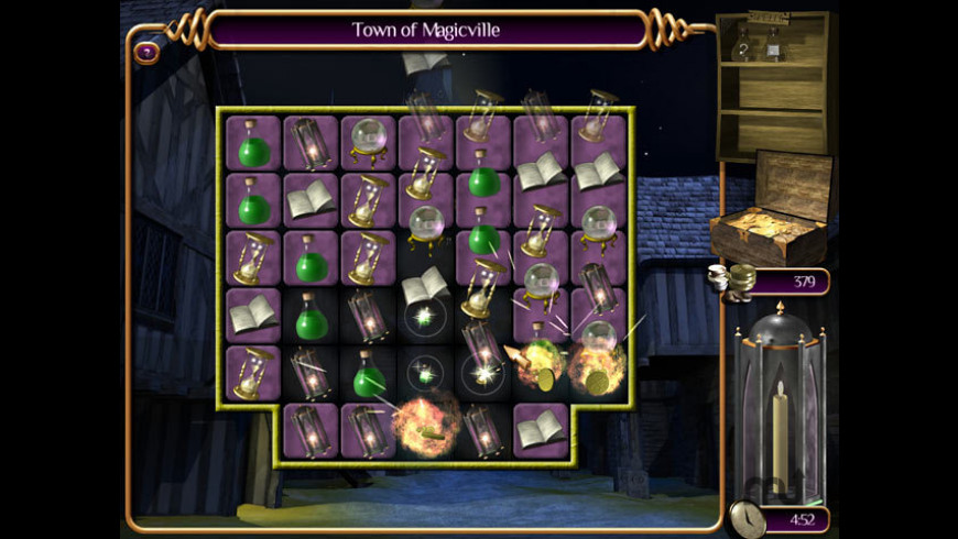 Magicville: Art of Magic for Mac - review, screenshots