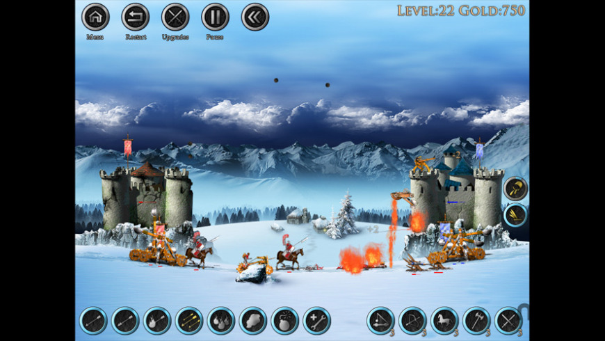 Medieval for Mac - review, screenshots