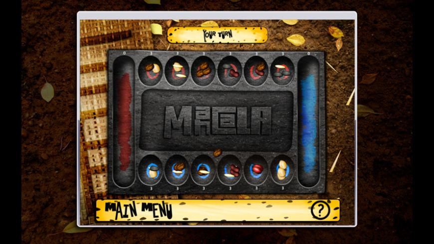 Mancala Kalah for Mac - review, screenshots