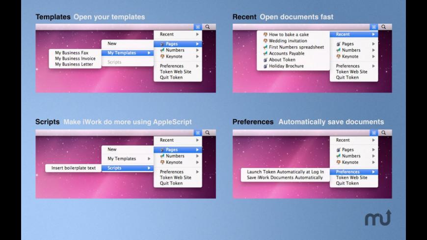 Token for Mac - review, screenshots