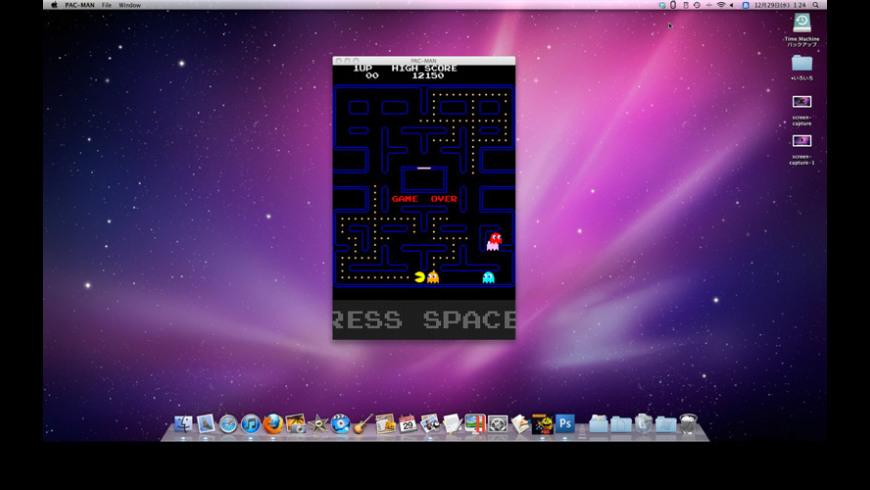 PAC-MAN for Mac - review, screenshots