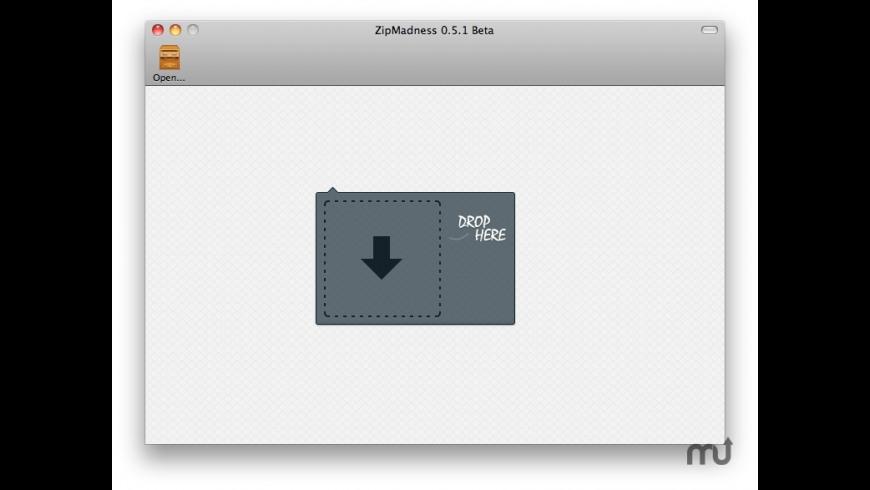 ZipMadness for Mac - review, screenshots