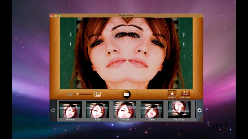 Magic Mirror for Mac - review, screenshots