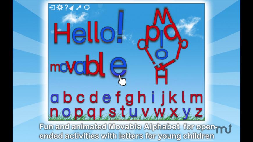 Montessori Crosswords for Mac - review, screenshots