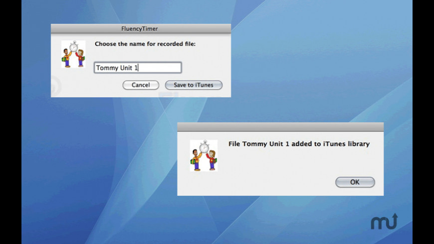 Fluency Timer for Mac - review, screenshots