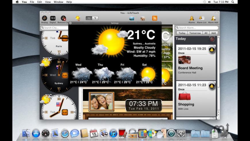 You for Mac - review, screenshots