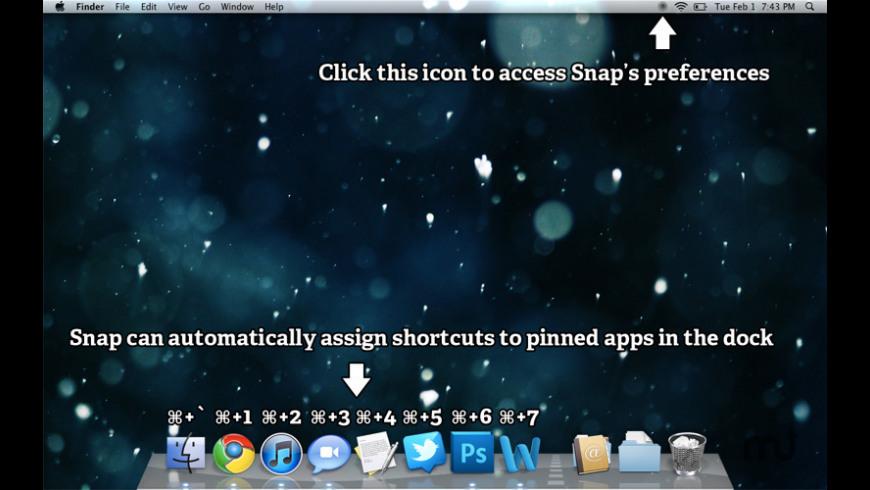 Snap for Mac - review, screenshots