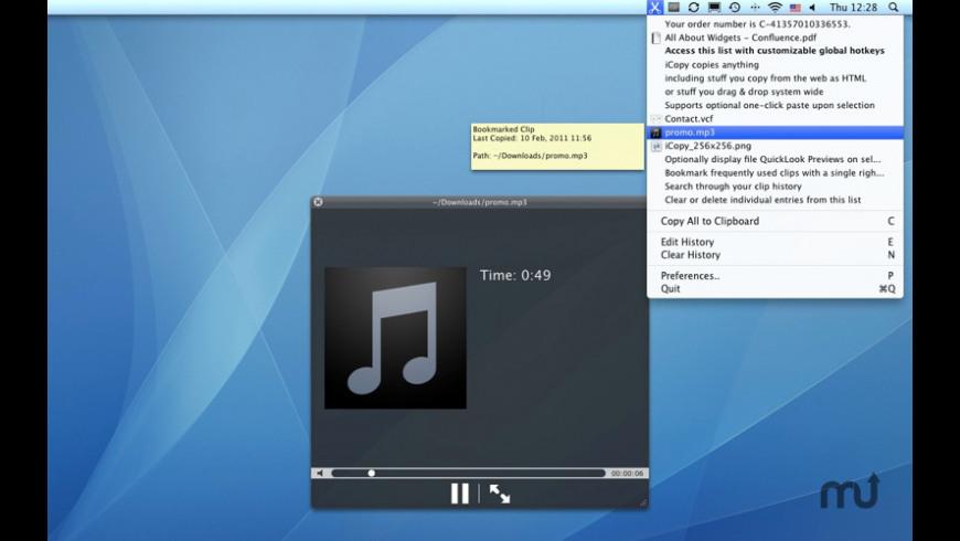 iCopy for Mac - review, screenshots