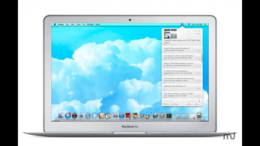 Fresh Feed Pro for Mac - review, screenshots