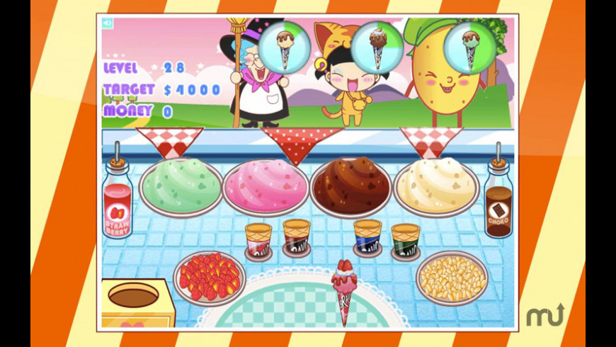 Ice-Cream Shop of Pixy for Mac - review, screenshots