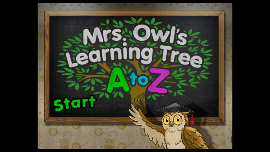 Mrs. Owl's Learning Tree for Mac - review, screenshots