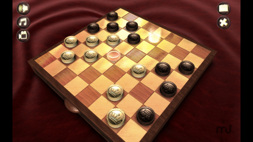 Checkers Clash Classic for Mac - review, screenshots