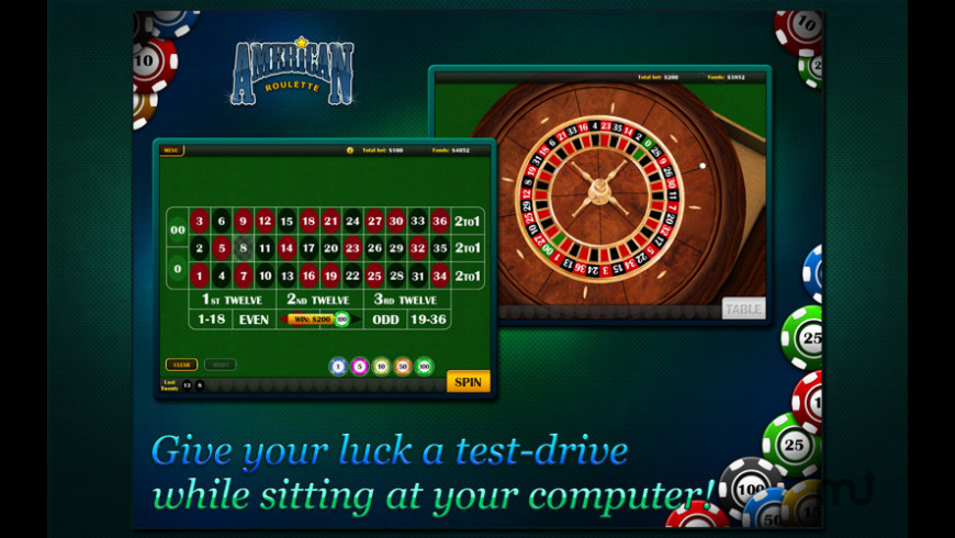 Roulette cifrada