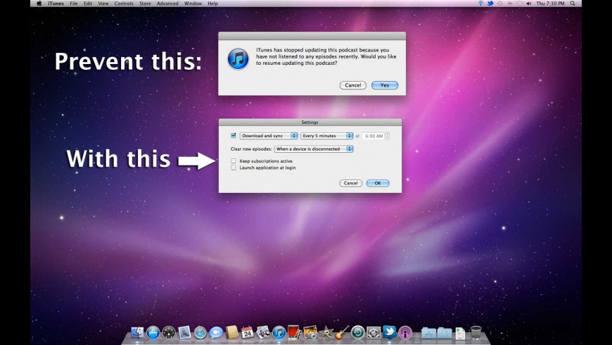 Castmaster for Mac - review, screenshots