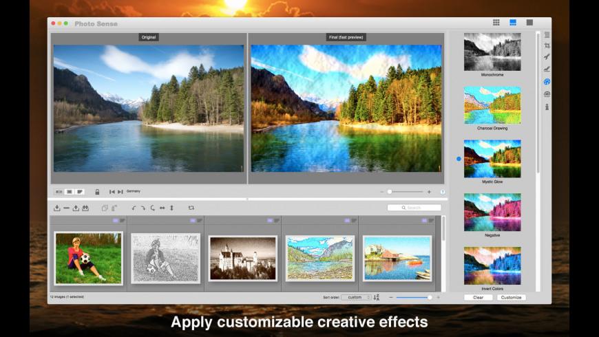 Photo Sense for Mac - review, screenshots