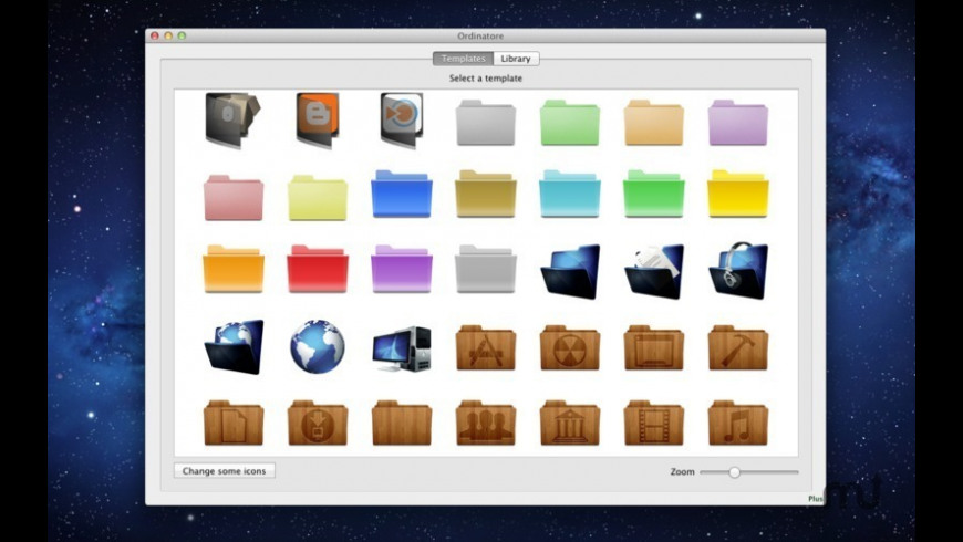 Ordinatore for Mac - review, screenshots