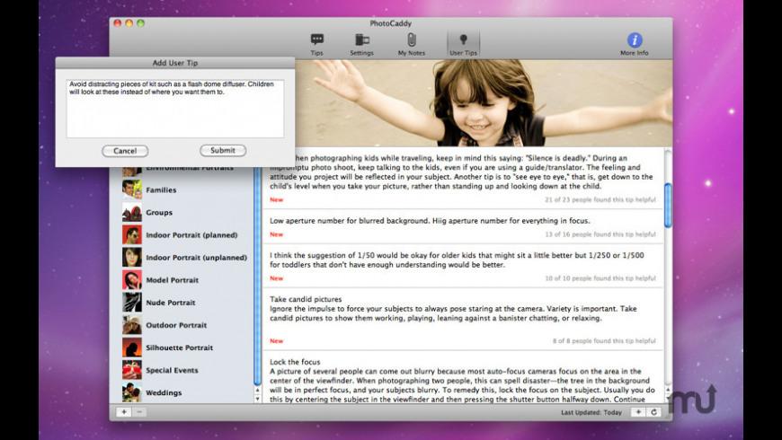 PhotoCaddy for Mac - review, screenshots