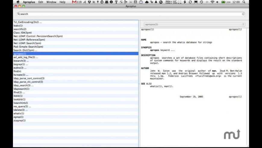 Aproplus for Mac - review, screenshots
