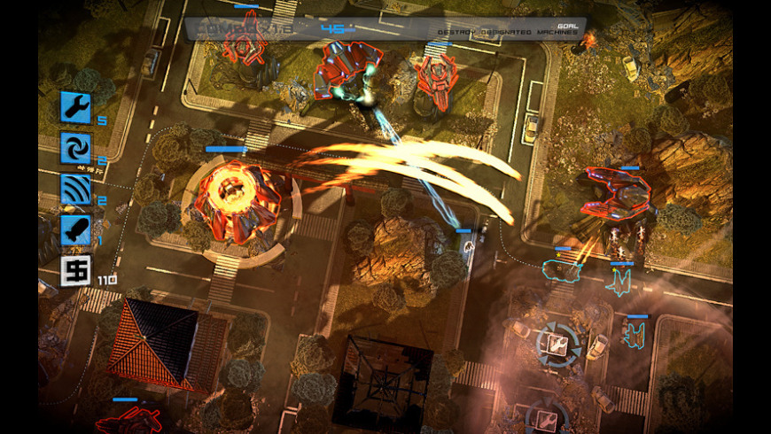 Anomaly Warzone Earth for Mac - review, screenshots