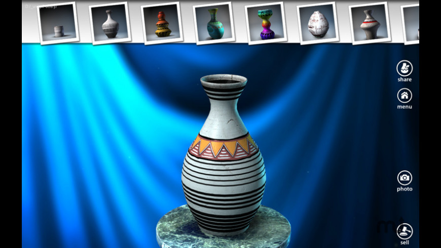 Let's Create! Pottery for Mac - review, screenshots